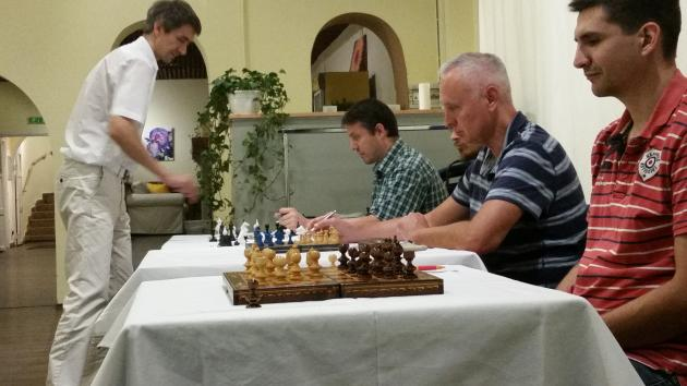 Chess Simul with IM Attila Turzo on Sunday at 8:00 am New York time
