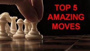Top 5 my amazing moves