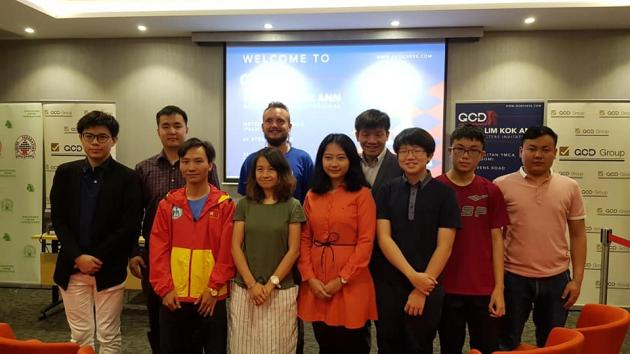 QCD-Prof Lim Kok Ann Grandmasters Invitational – 1st GM norm event in Singapore for 2 decades