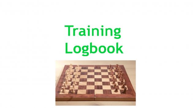 Training Logbook #1