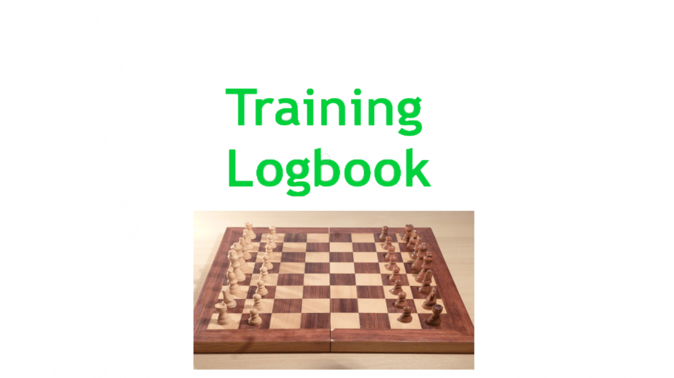 Training Logbook #1
