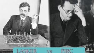 Miniaturas 2: Lasker vs Pirc (20 jugadas)
