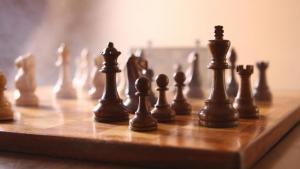Итоги конкурса на лучшую партию группы Chess.com ВКонтакте