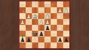 Kasparov's last game