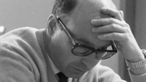 David Bronstein. El aprendiz de brujo I. vs Ljubojevic 1973.