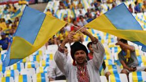 Украина - Россия. Самый главный матч.