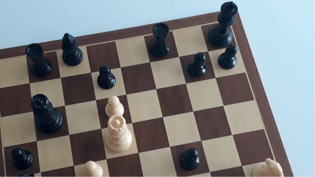 Las combinaciones que no vi. Problemas de táctica. Parte I