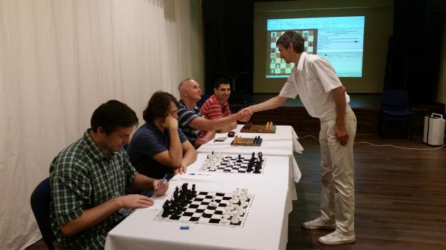 Free Twitch simul with International Master Attila Turzo at 8:00 am on Saturday