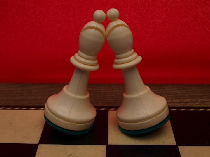 ¿Cómo jugar con la pareja de alfiles?. Analizando 1 partida del MI Julio Suárez (2469)