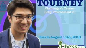 Challenger's Corner: Opening Traps and Upcoming Tournament on chess.com!