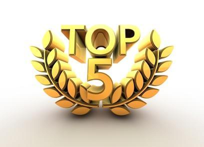 Top 5 my serial sacrifices