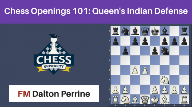 Chess Openings 101: Queen's Indian Defense