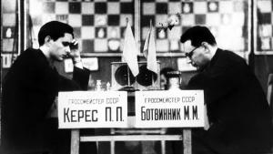 Miniaturas 4: Botvinnik vs Keres 1948