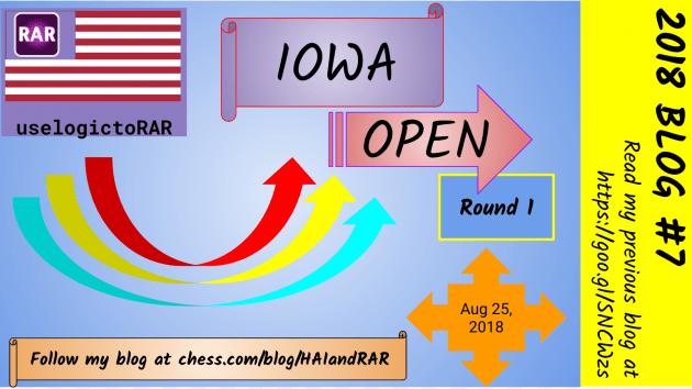 Iowa Open Rd 1