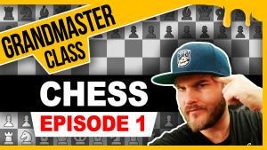 #Grandmaster Teaches #Chess to Grasshopper