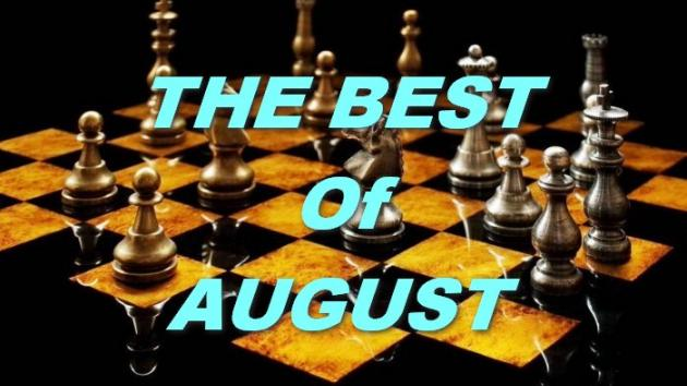 The best game of August