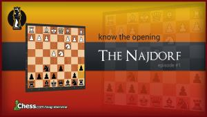 Know The Opening: The Najdorf: Episode 1's Thumbnail