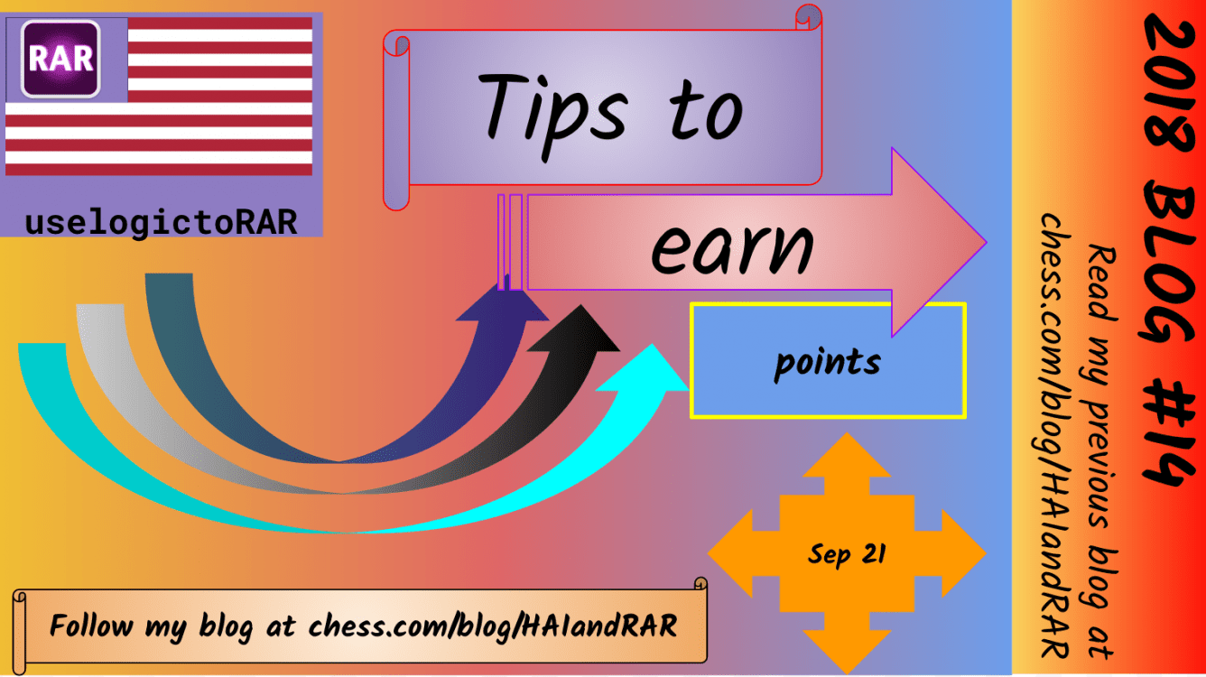 HOW TO SERIES #1: Tips to earn points