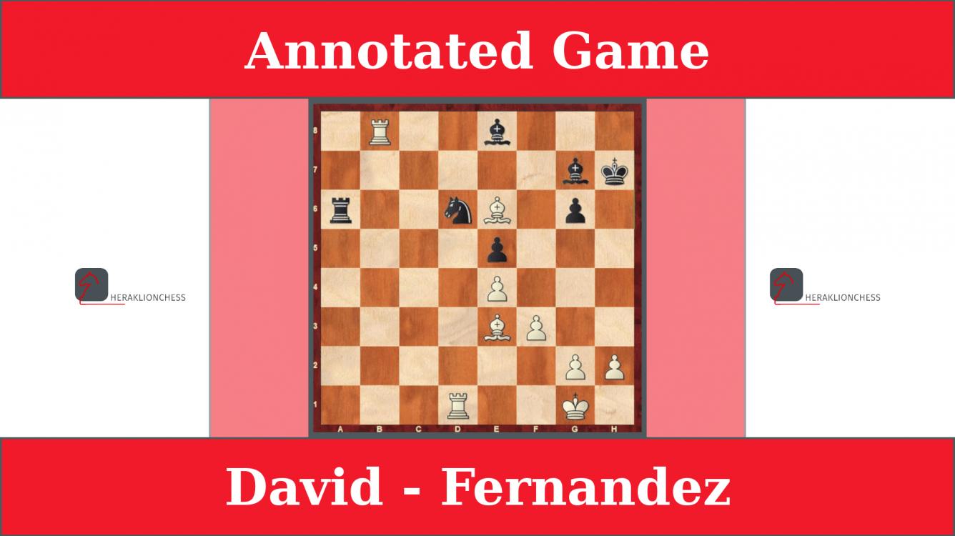 GM David vs GM Fernandez - GM Closed Tournament - Memorial Capablanca
