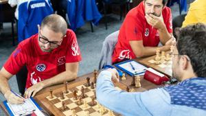 43. Dünya Satranç Olimpiyatında İlk Yarı Tamamlandı!