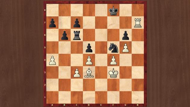 Capablanca vs Tartakower: Instructive Rooks Endgame