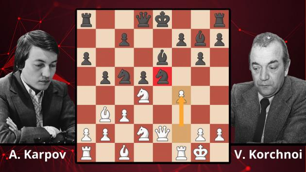Chess Masterpieces: Karpov vs. Korchnoi, 1978