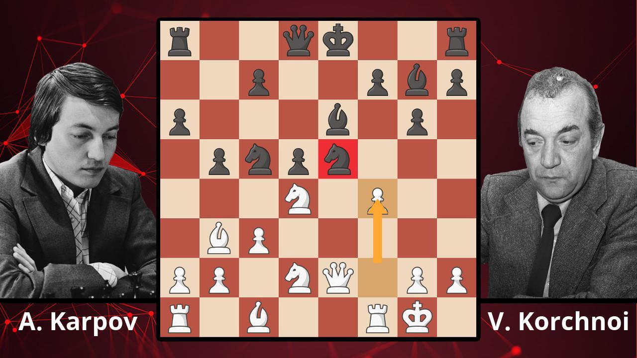 Chess Masterpieces: Karpov vs. Korchnoi, 1978