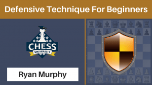 Defensive Technique For Beginners - Ryan Murphy's First Video Course!