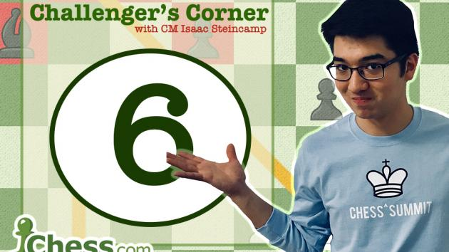 Challenger's Corner Recap: Making the Most of Small Advantages