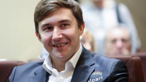 "Sergey Karjakin: ""Carlsen now is stronger than Kasparov was in his prime"""