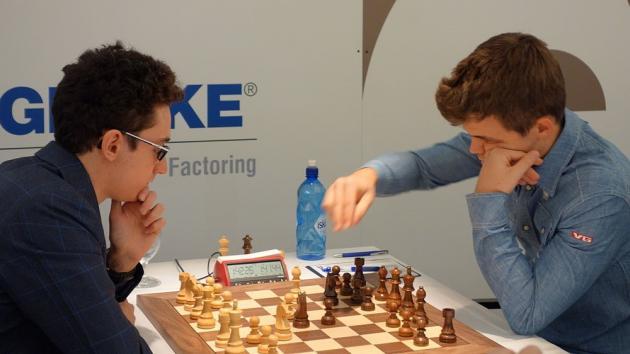 Carlsen vs Caruana: psychology and history