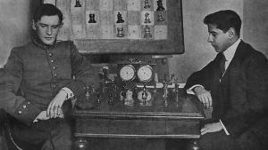 10 Posiciones del Mundial Capablanca-Alekhine (1927)