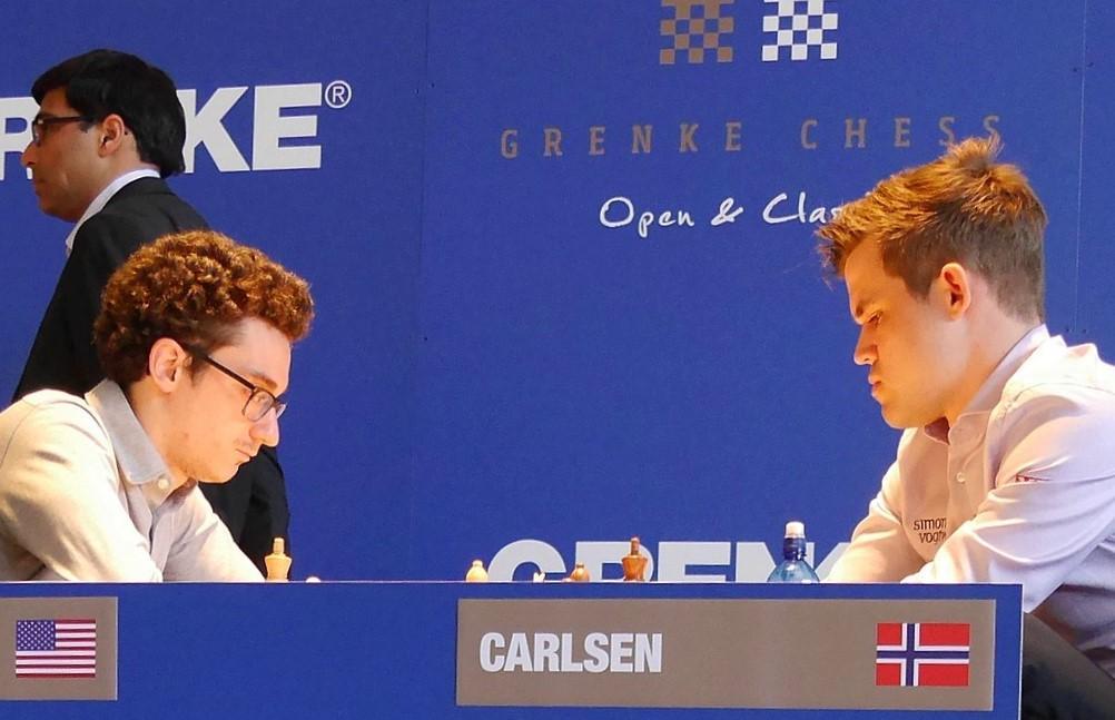 Carlsen vs Caruana: personalities and styles