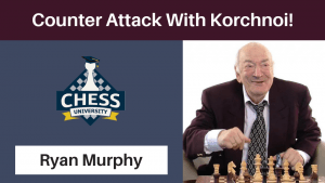 Counter Attack With Korchnoi!
