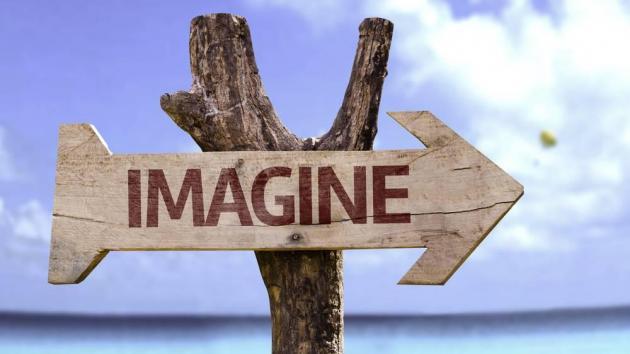 Improve your Imagination! Study #1