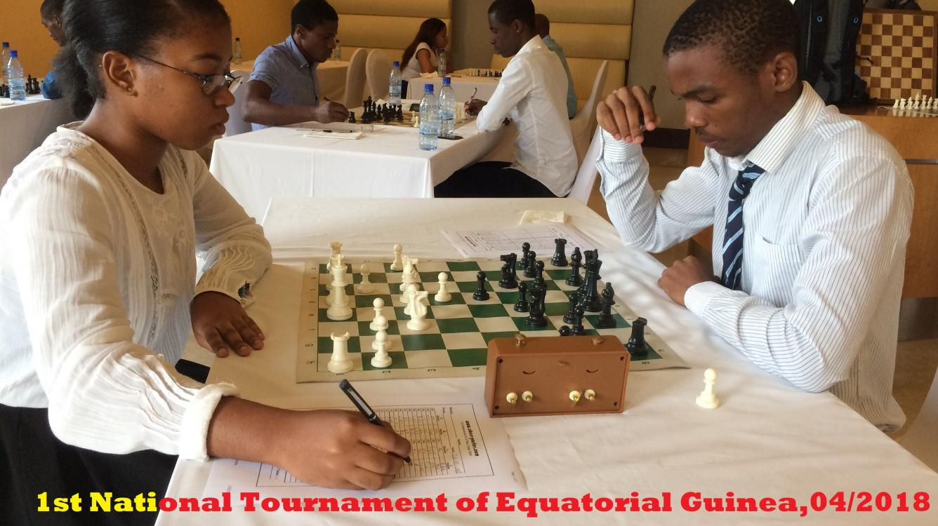 Chess Starts in Equatorial Guinea