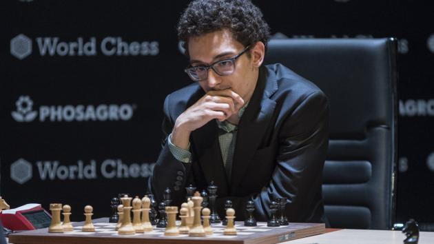 The inside story of Fabiano Caruana