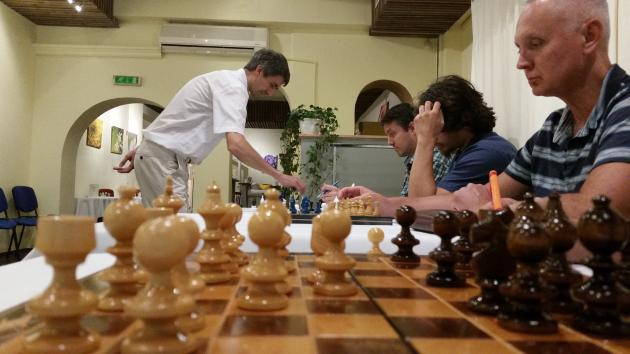 Grandmaster chess tactics training day 3