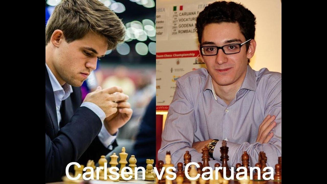 Carlsen vs Caruana: Getting ready for a swashbuckling contest
