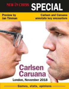 Free 50 page preview New In Chess on Carlsen-Caruana match