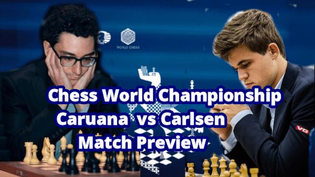 Carlsen vs Caruana - Are you ready?