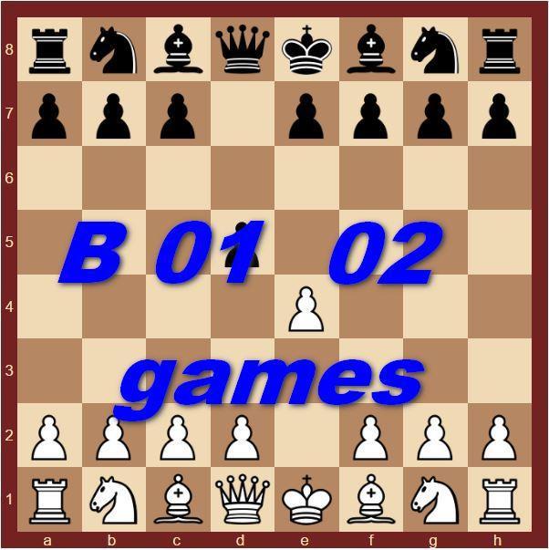 Top 5 B01-02 games