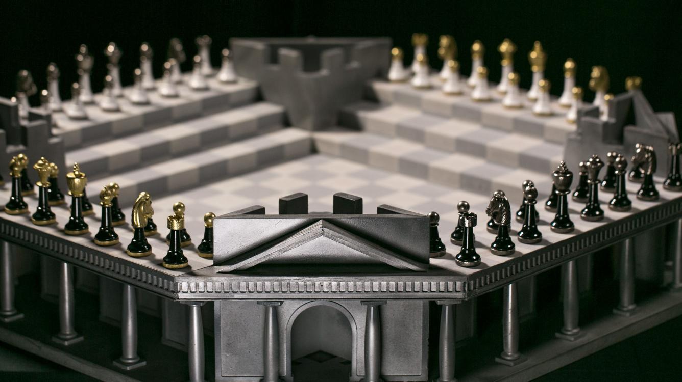 Четверные шахматы - советы команде