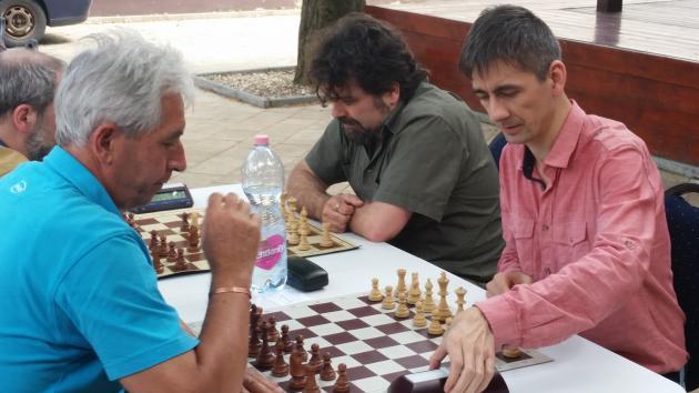 Grandmaster chess tactics training day 4