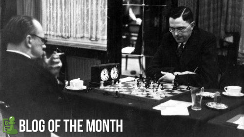 Alekhine vs. Euwe | World Chess Championship 1935