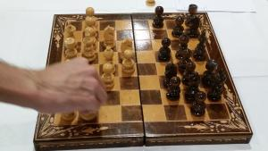 Grandmaster chess tactics training day 5