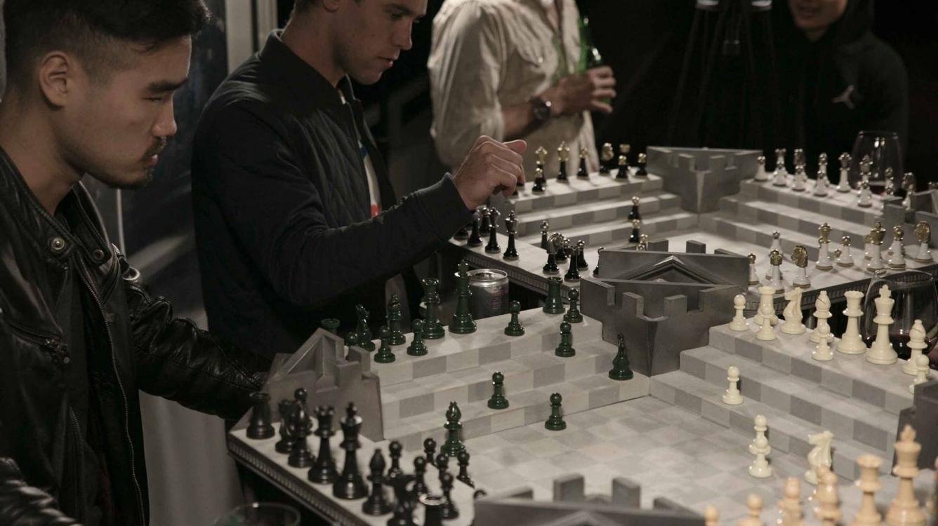 Четверные шахматы - друг, предатель и враг