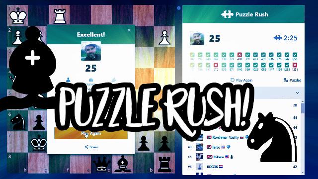 Puzzle Rush Baby!