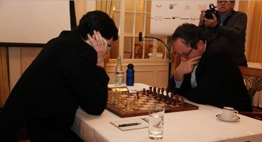 Gelfand-kramnik, Berlin 1996- The Force of Truth!