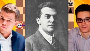 Richard Reti on the Carlsen - Caruana match